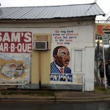 MLK Graffiti