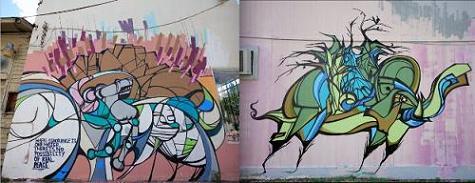 Stay Up: Houston Street Art