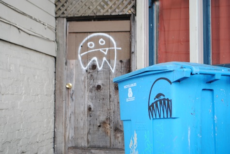 Graffiti Faces