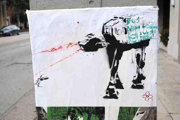 ATAT Street Art